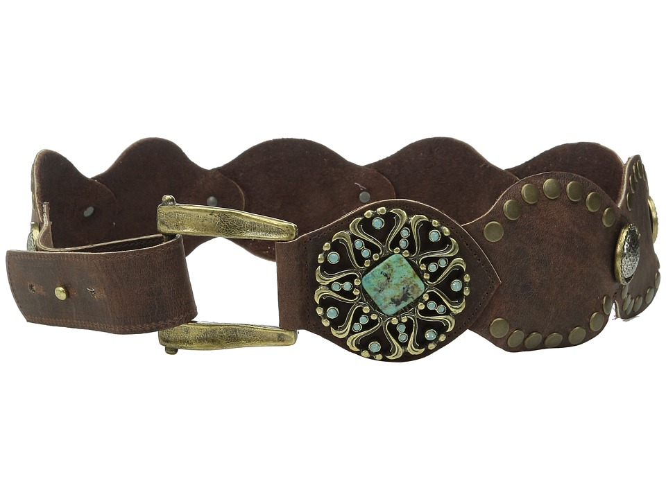 Leatherock - 1565 (Black Walnut) Women's Belts
