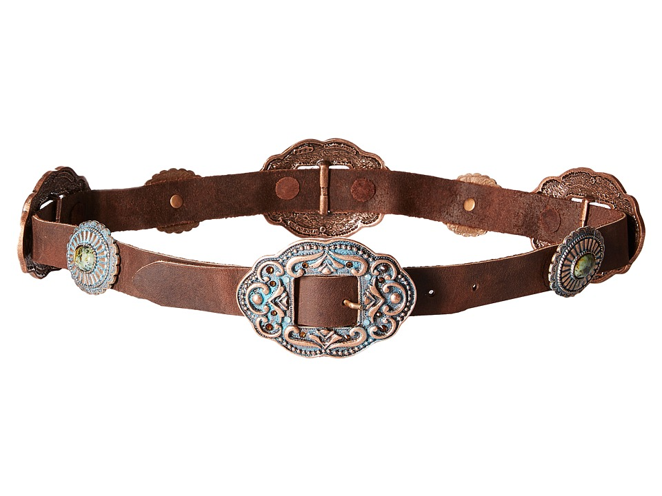Leatherock - 1513 (Black Walnut) Women's Belts
