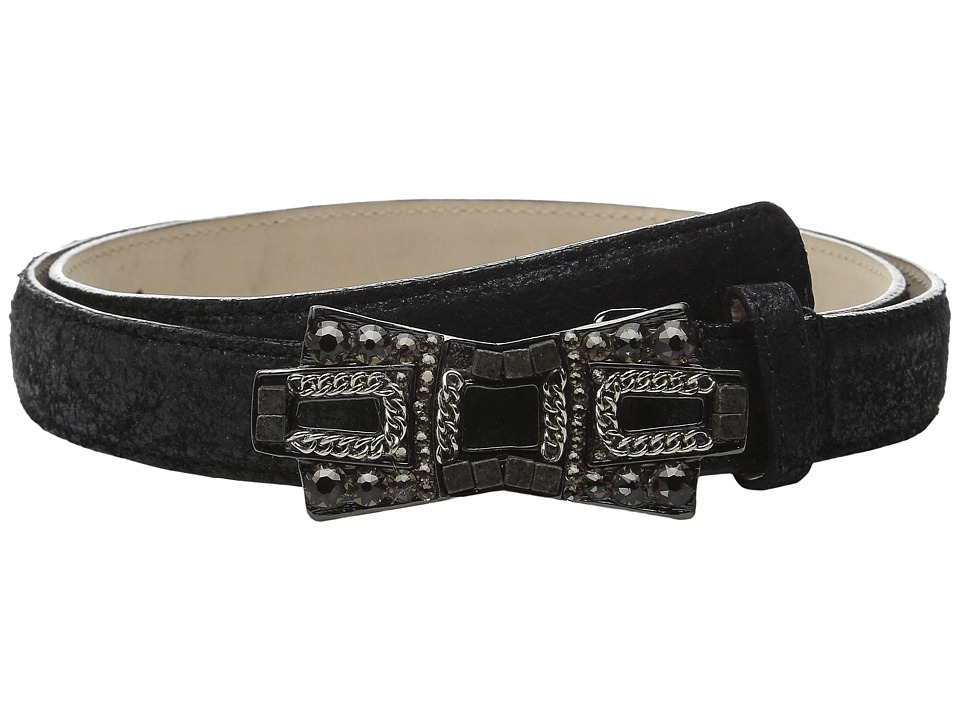 Leatherock - 4542 (Black) Women's Belts