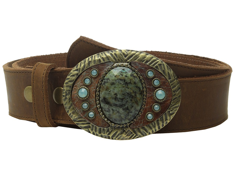 Leatherock - 1568 (Bark) Women's Belts