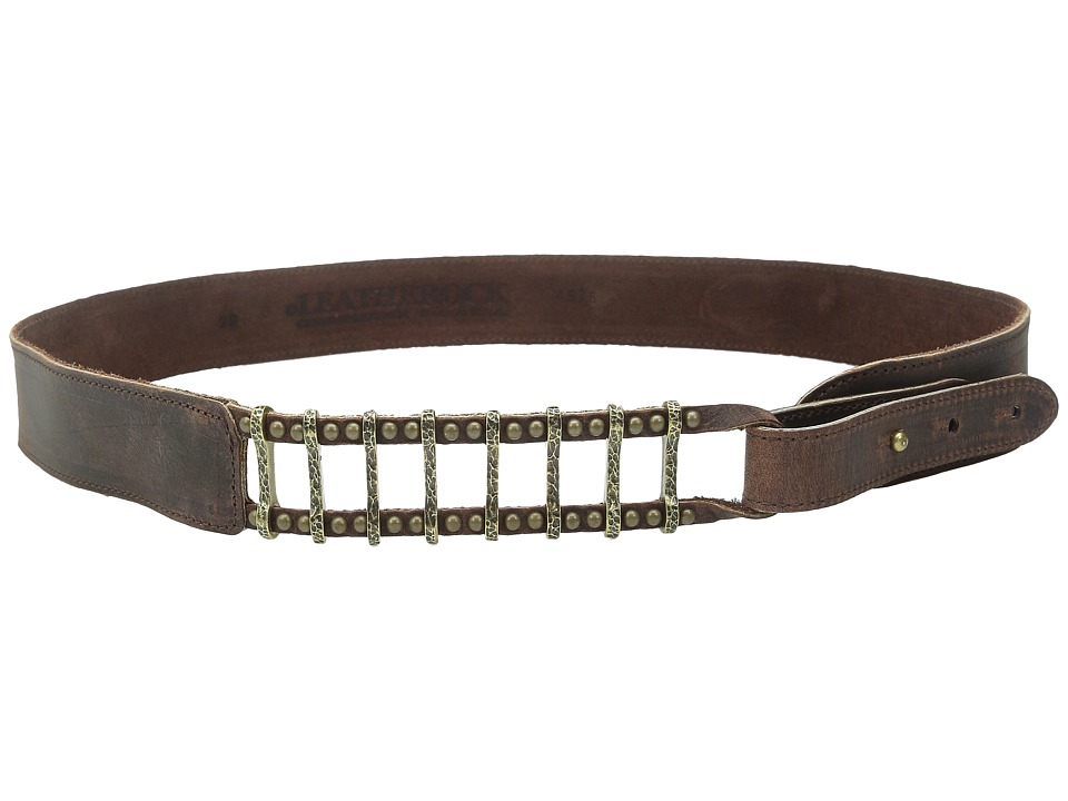 Leatherock - 1576 (Black Walnut) Women's Belts