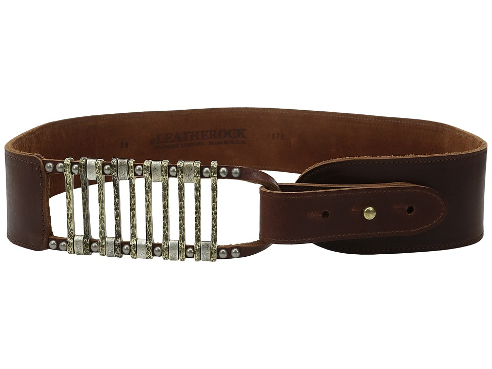 Leatherock - 1575 (Brown) Women's Belts