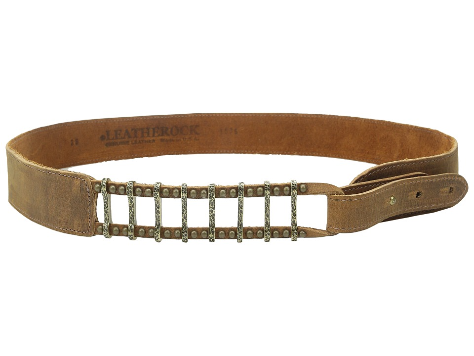 Leatherock - 1576 (Tobacco) Women's Belts