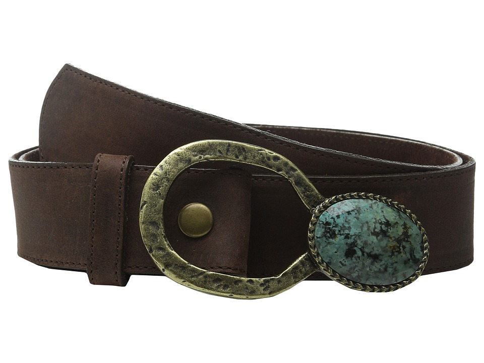 Leatherock - 1566 (Black Walnut) Women's Belts
