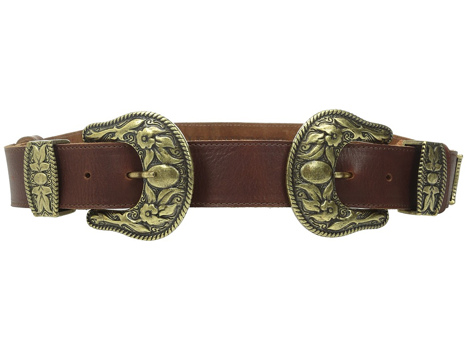 Leatherock - 1577 (Brown) Women's Belts