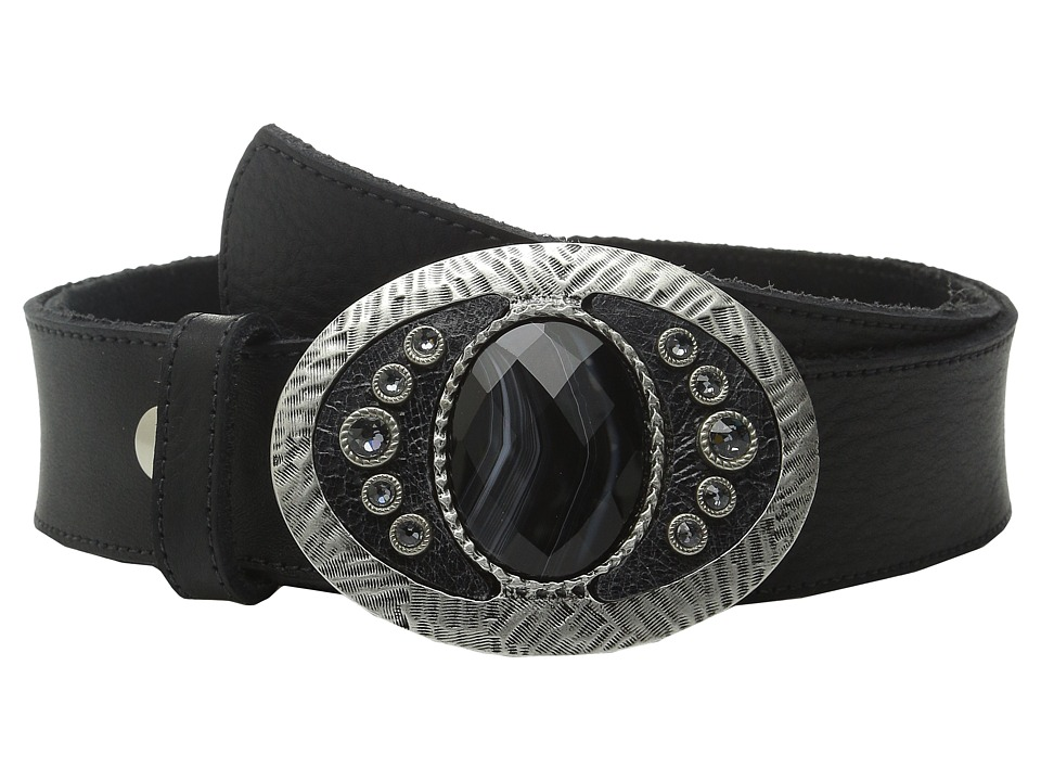 Leatherock - 1568 (Black) Women's Belts