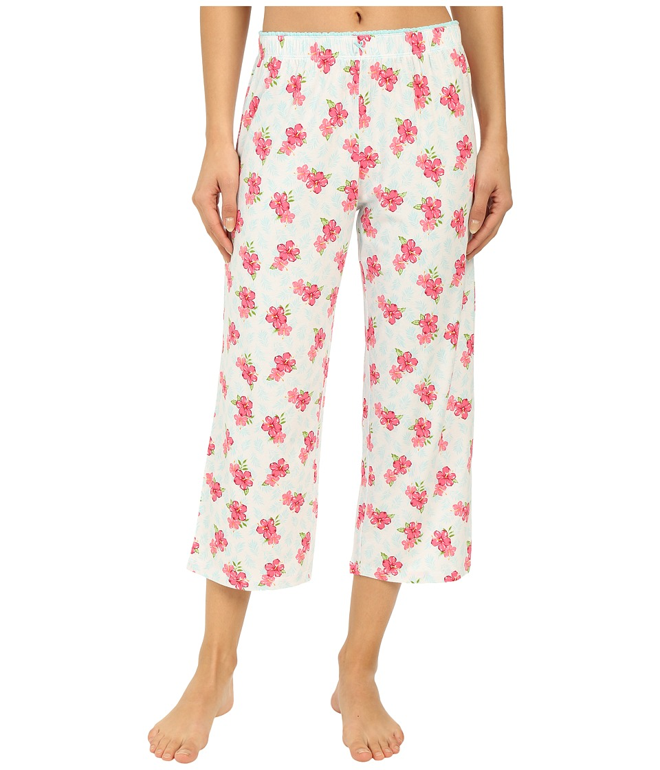 Jockey - Print Capri Pants (Tropical) Women's Pajama