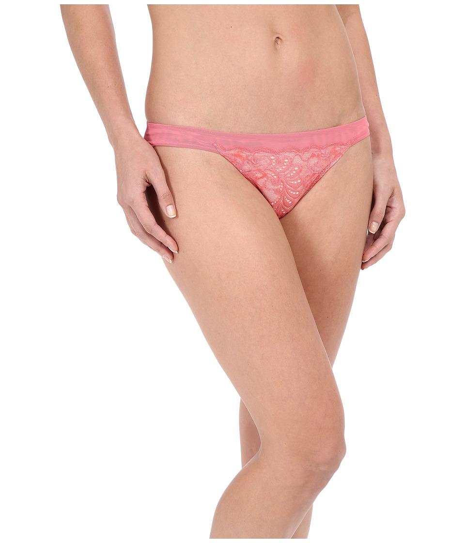 Le Mystere - Sophia Lace String Bikini 735 (Heriloom Pink) Women's Underwear