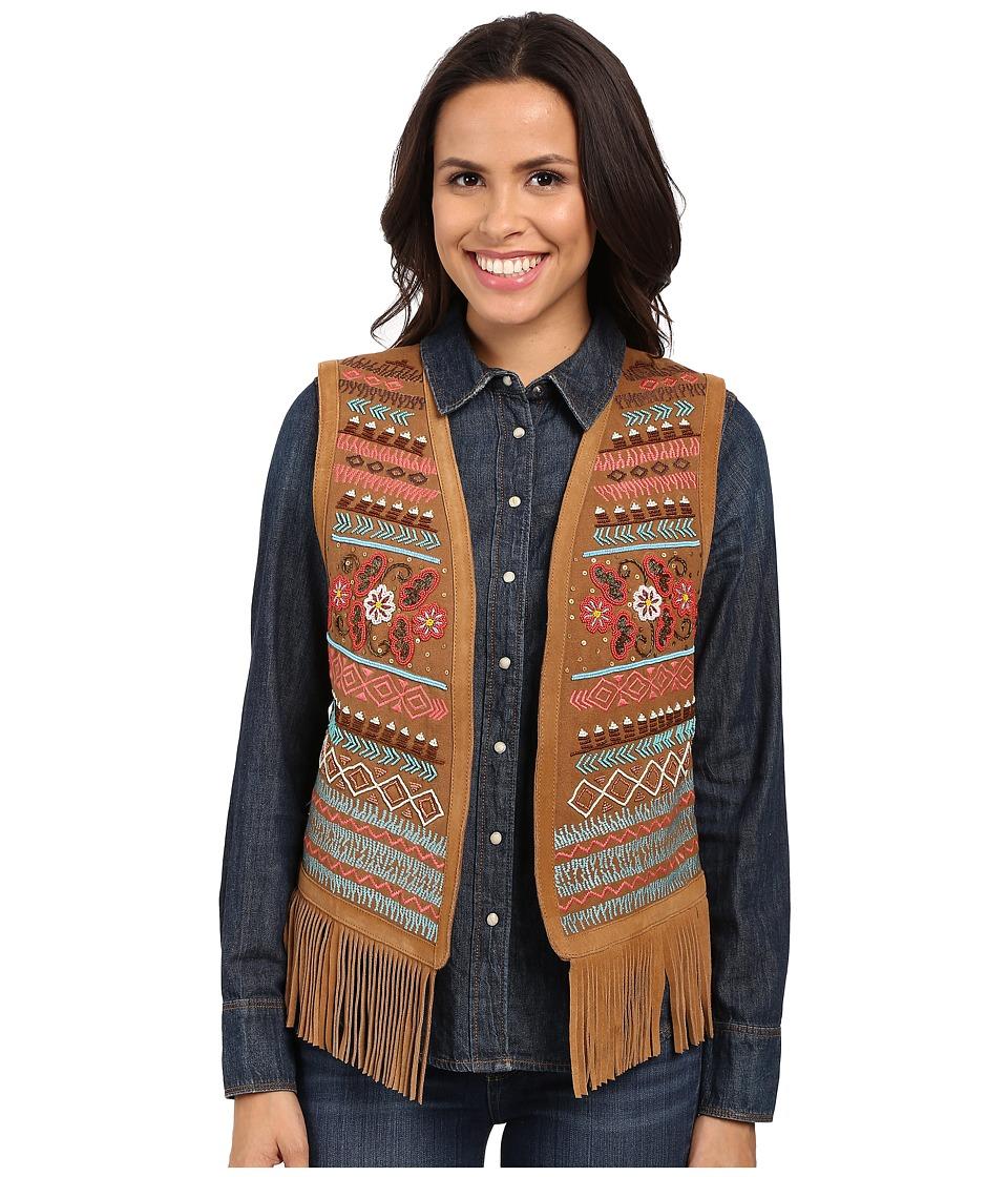 Tasha Polizzi - Big Sur Vest (Coral) Women's Vest