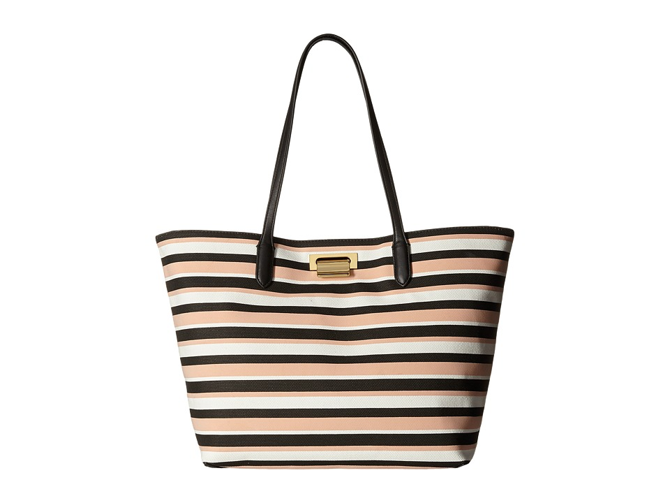 Ivanka Trump - Turner Shopper (Black) Tote Handbags