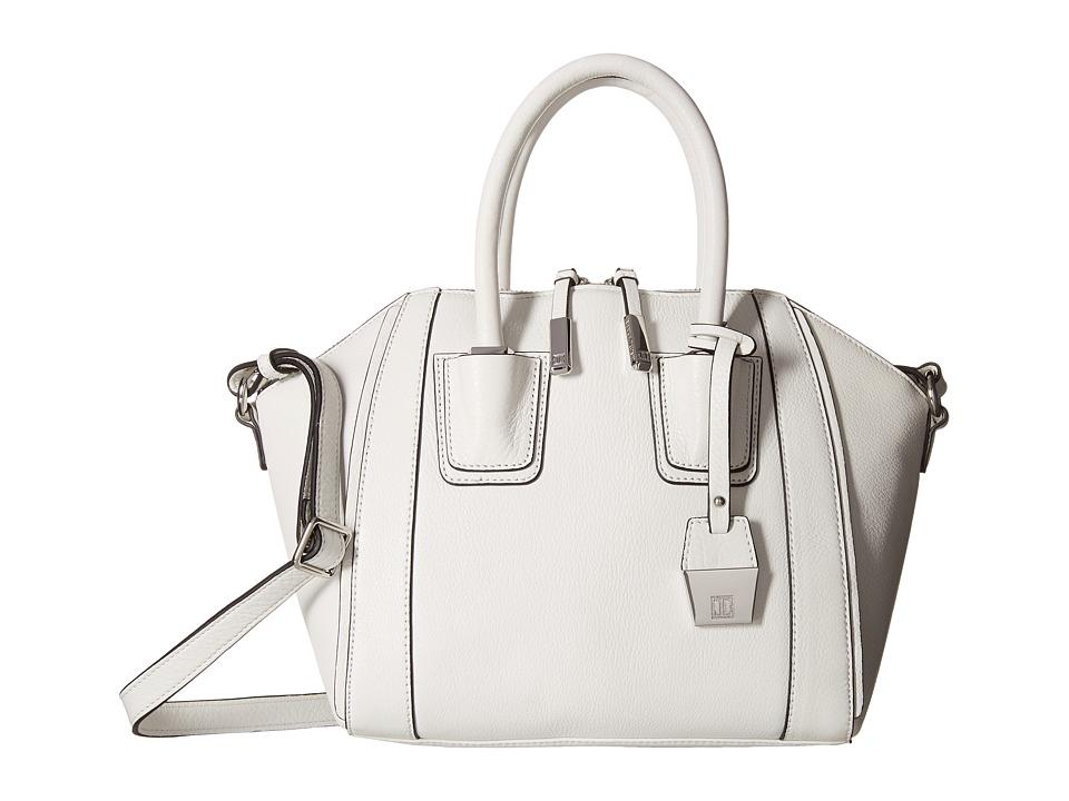 Ivanka Trump - Dorado Small Satchel (Dove) Satchel Handbags