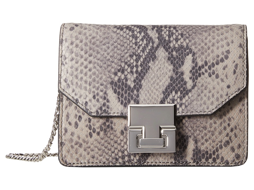 Ivanka Trump - Hopewell Crossbody (Cement) Cross Body Handbags