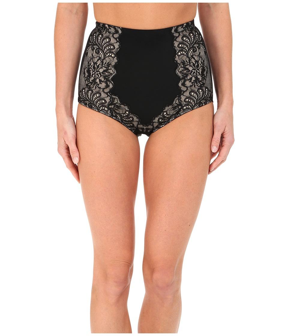 Le Mystere - Sophia High Waist 135 (Black) Women's Underwear