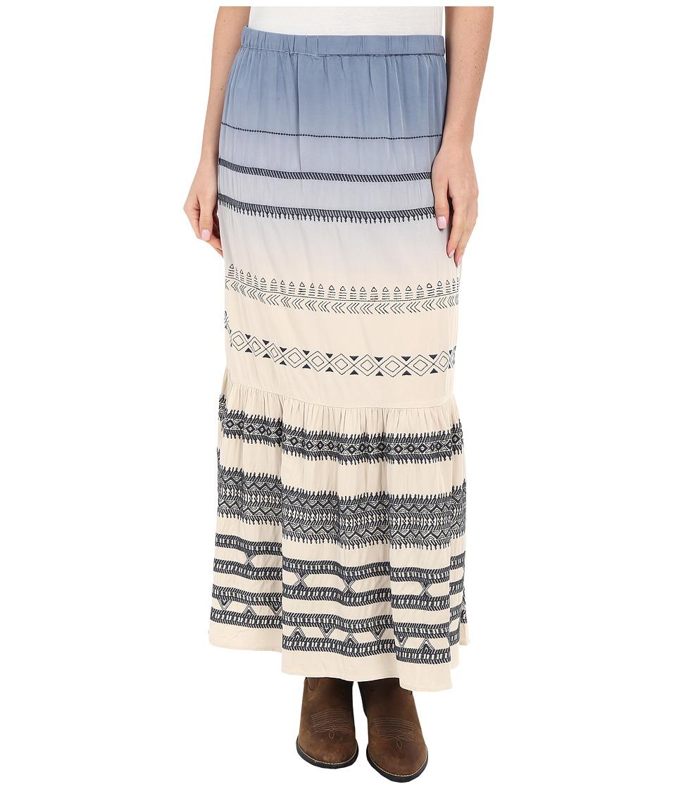 Tasha Polizzi - Wanderlust Skirt (Chambray 2) Women's Skirt