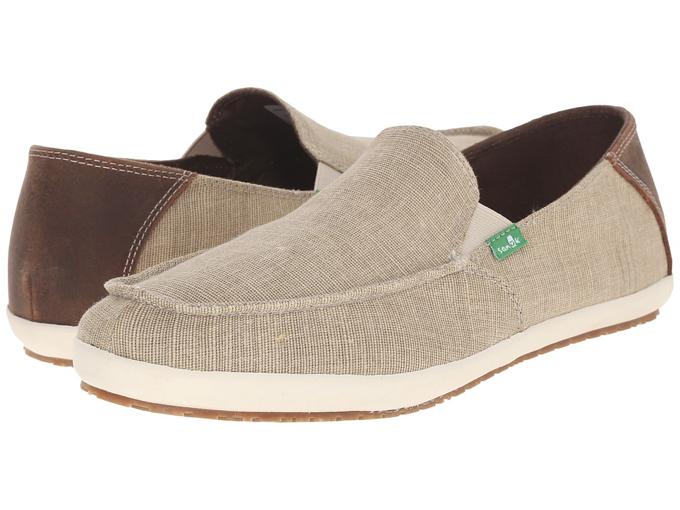 Sanuk Casa Vintage (Natural Vintage) Men