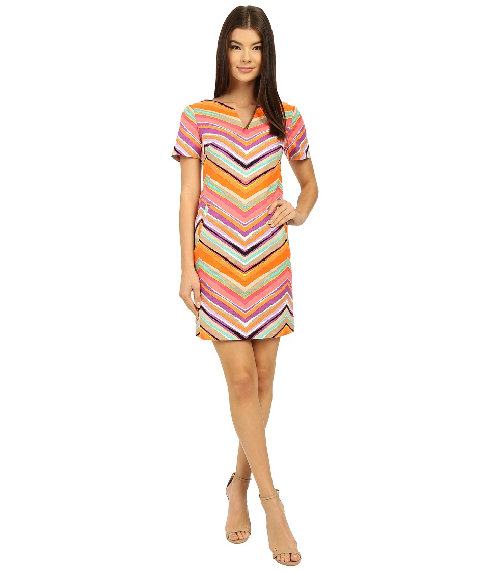 Trina Turk Aviva Dress (Multi) Women