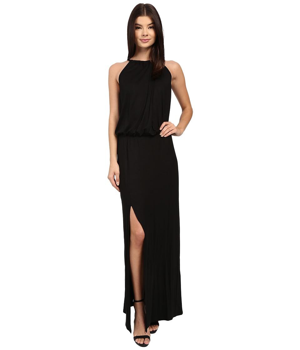 Trina Turk - Imma Maxi Dress (Black) Women's Dress