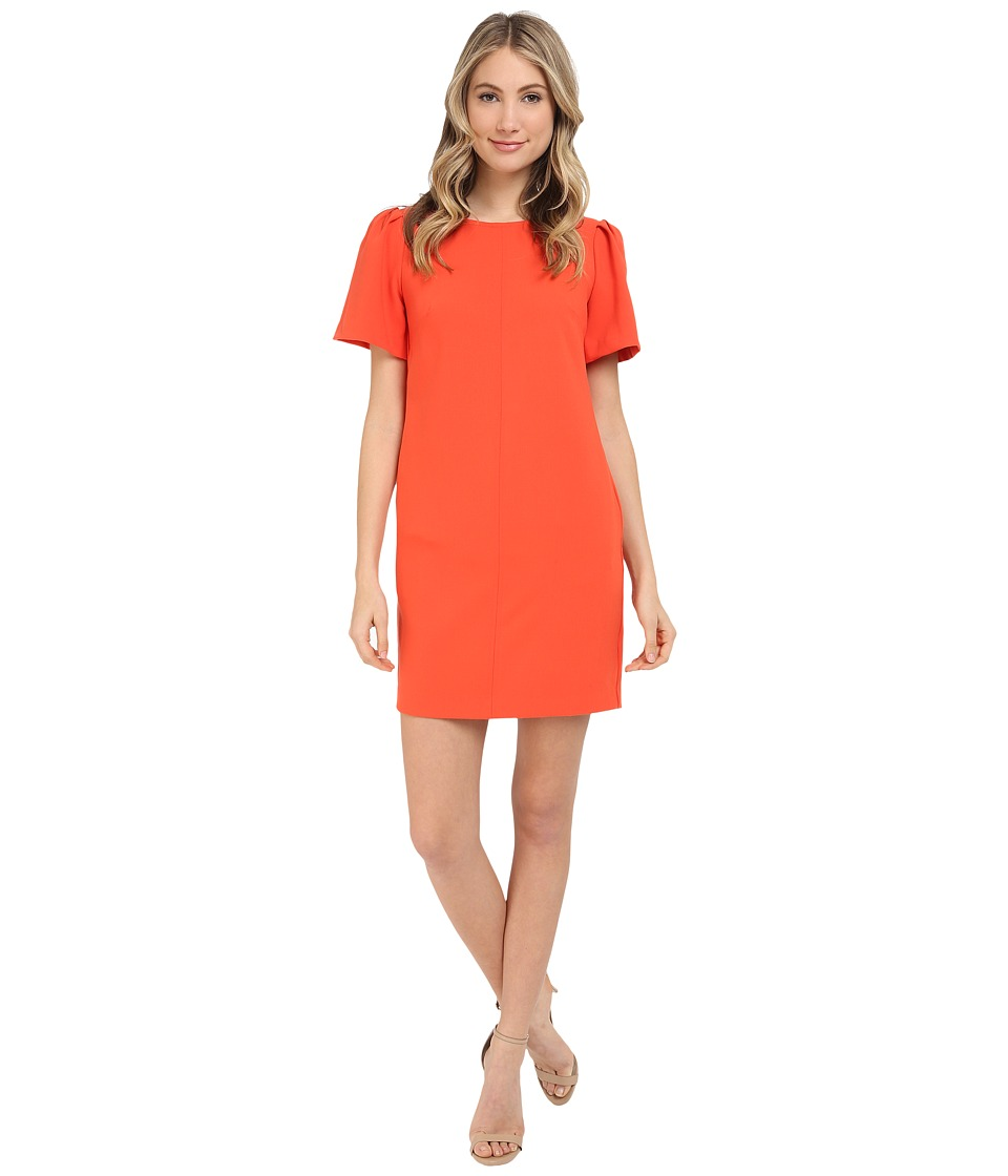 Trina Turk Salome Dress (Coral) Women