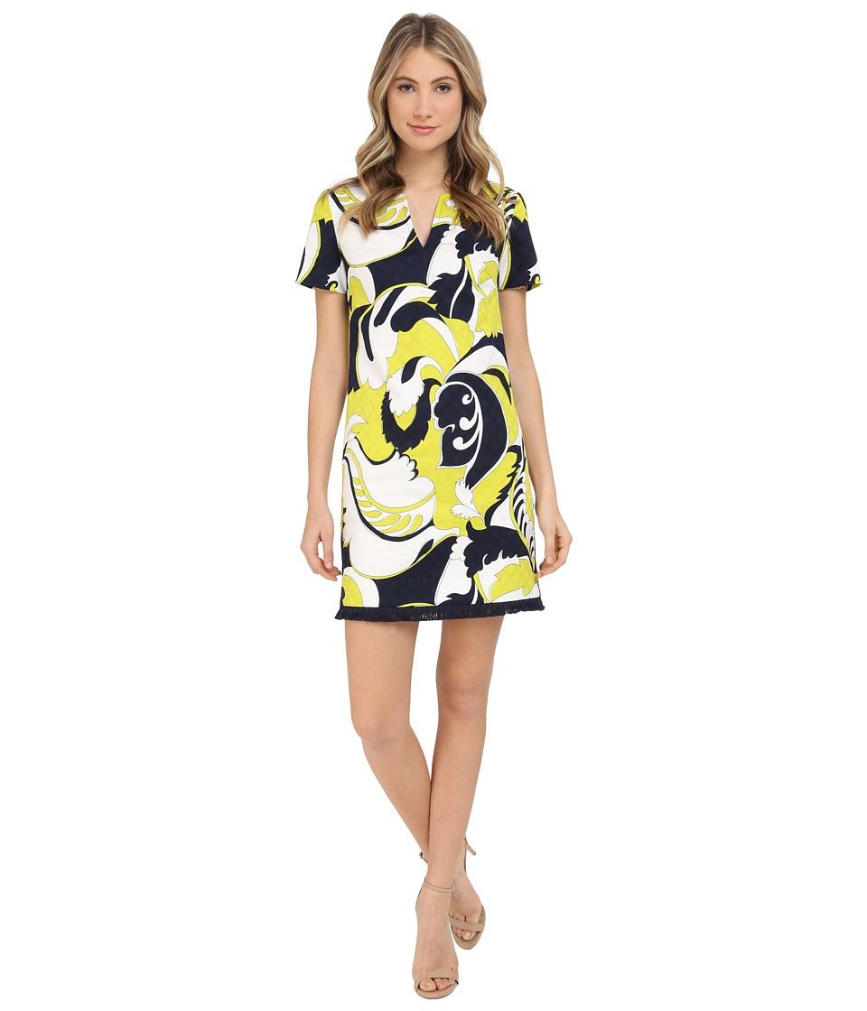 Trina Turk - Museum Dress (Dill) Women's Dress