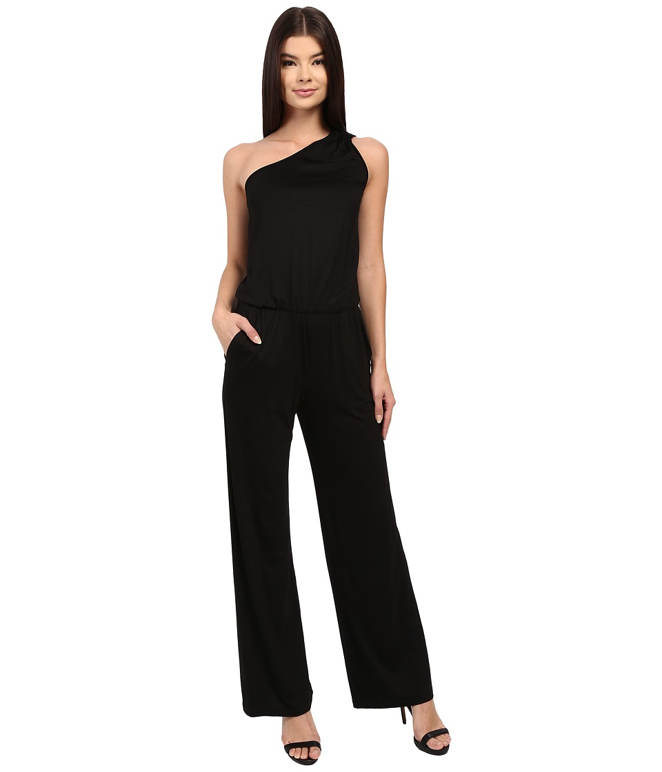 Trina Turk - June Jumpsuit (Black) Women's Jumpsuit & Rompers One Piece