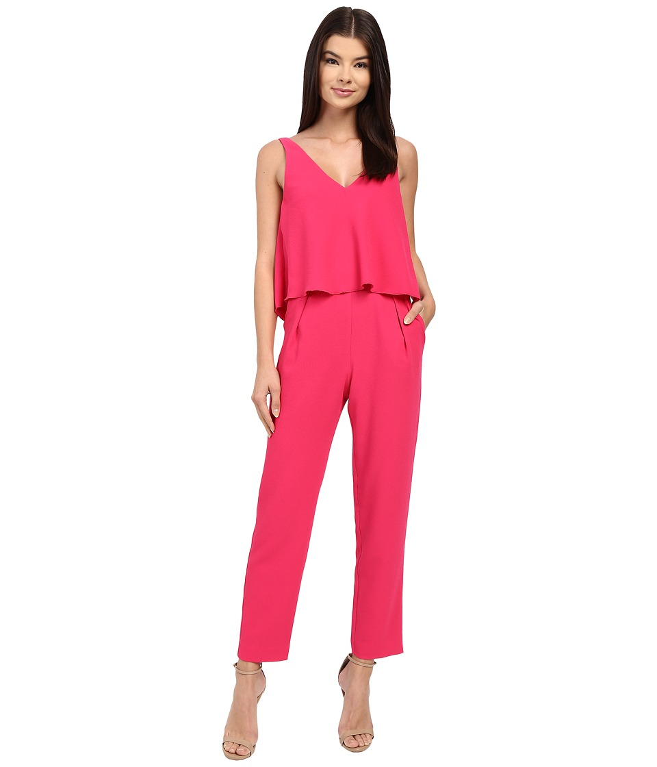 Trina Turk - Oceanside Jumpsuit (Cerise) Women's Jumpsuit & Rompers One Piece