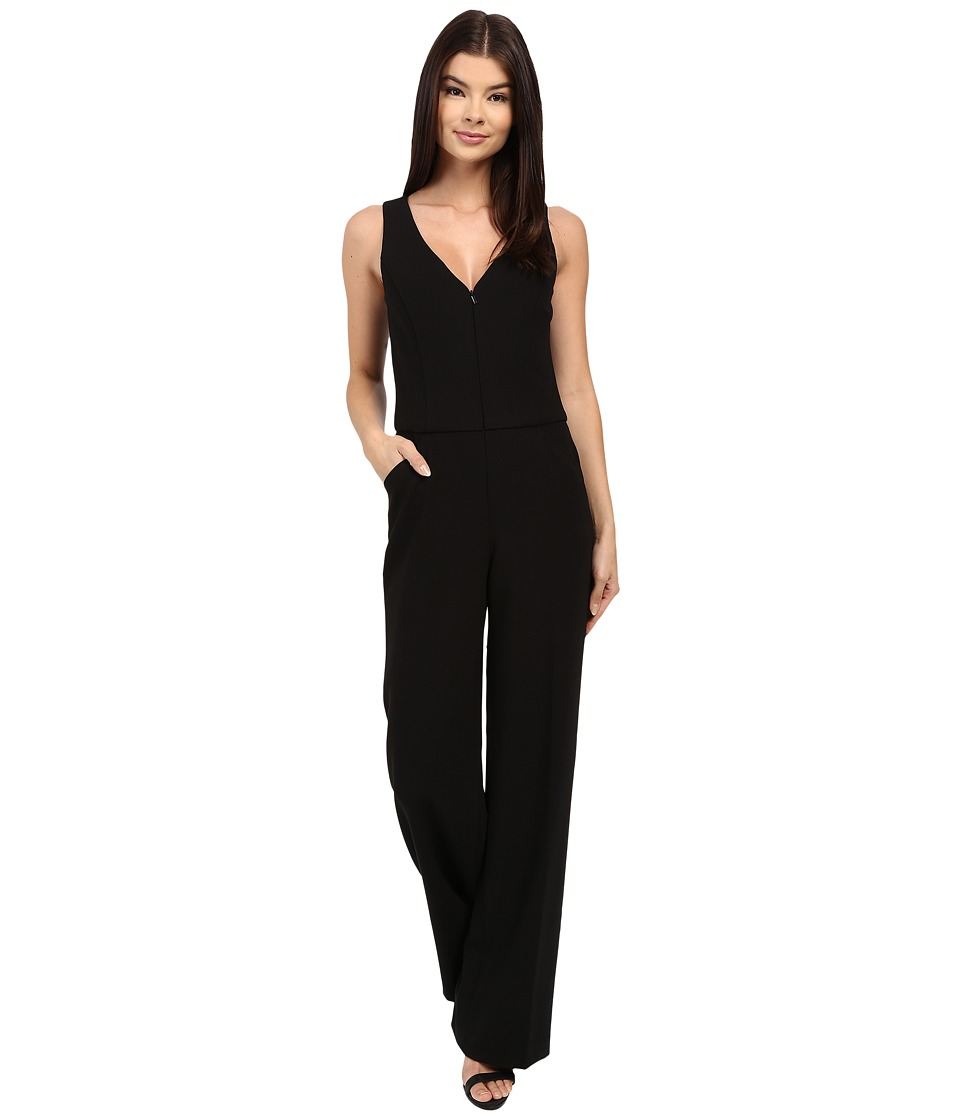 Trina Turk - Andrina Jumpsuit (Black) Women's Jumpsuit & Rompers One Piece