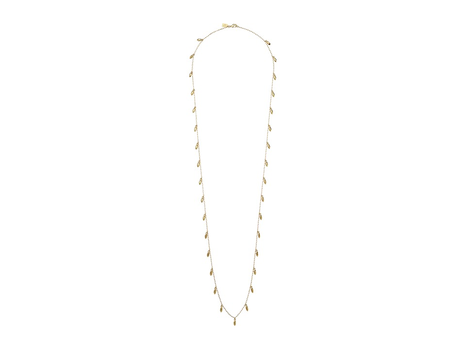 LAUREN Ralph Lauren - Golden Opulence 40 Metal Nugget Shaky Necklace (Gold) Necklace