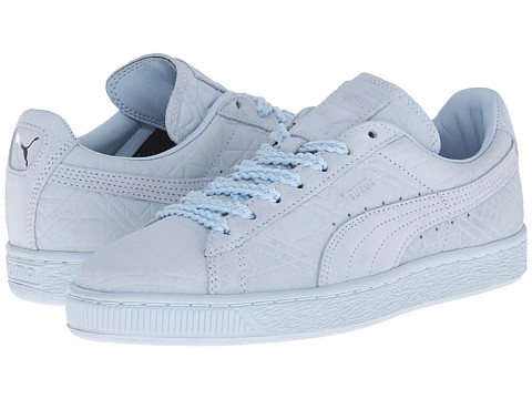 PUMA - Suede Classic - Solange Collection (Omphalodes Triangles) Women