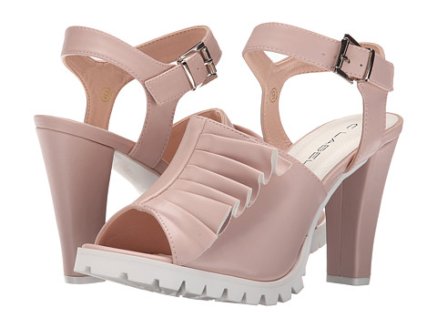 C Label - Binky-11 (Pink) High Heels