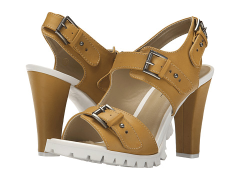 C Label - Binky-7 (Camel) High Heels