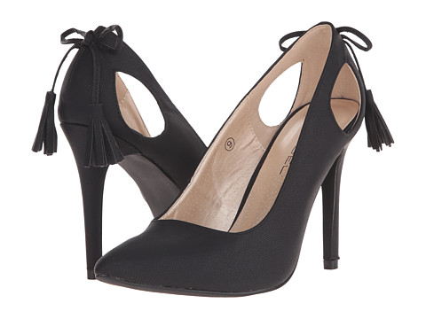 C Label - Liberty-19 (Black) High Heels
