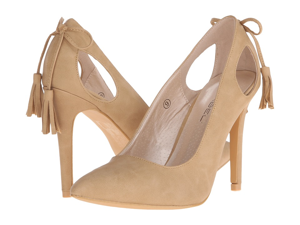 C Label - Liberty-19 (Tan) High Heels