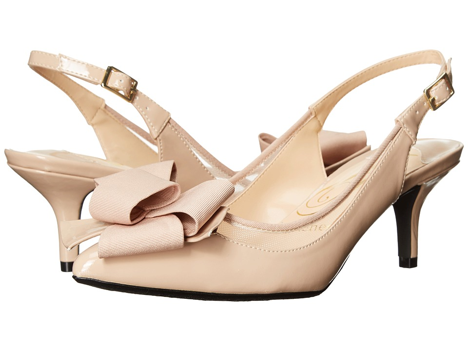 J. Renee - Garbi (Nude/Nude) High Heels