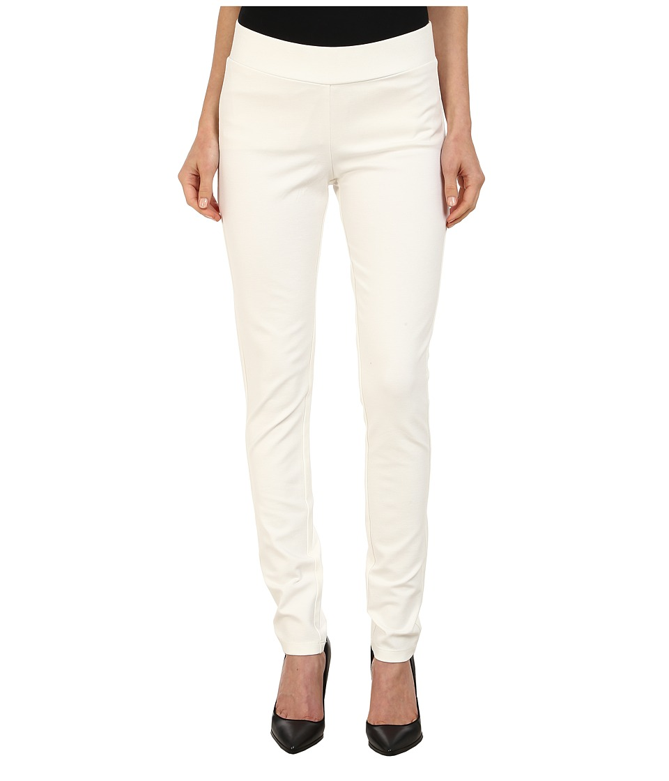 NYDJ - Basic Pull-On Leggings (Winter White) Women's Casual Pants