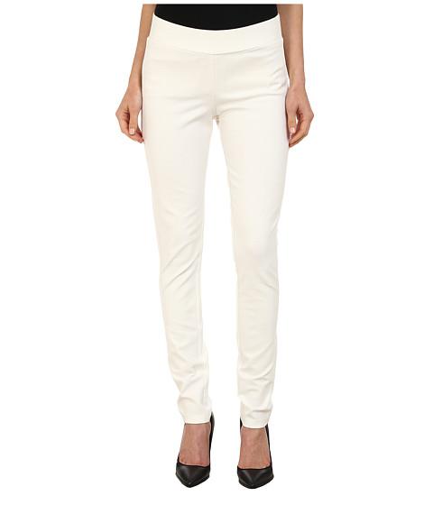 NYDJ - Basic Pull-On Leggings (Winter White) Women's Casual Pants