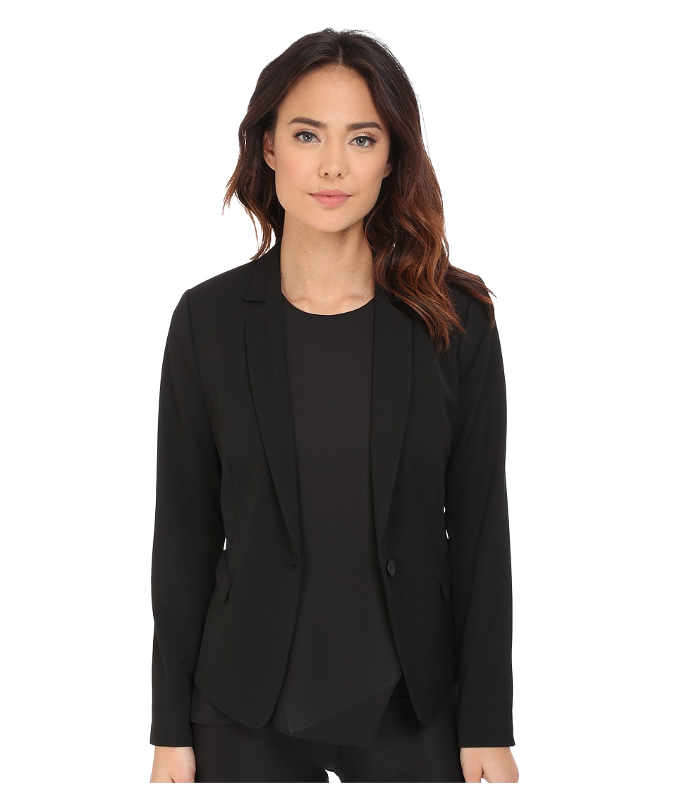 NYDJ - Career Fitted Blazer (Black) Women's Jacket