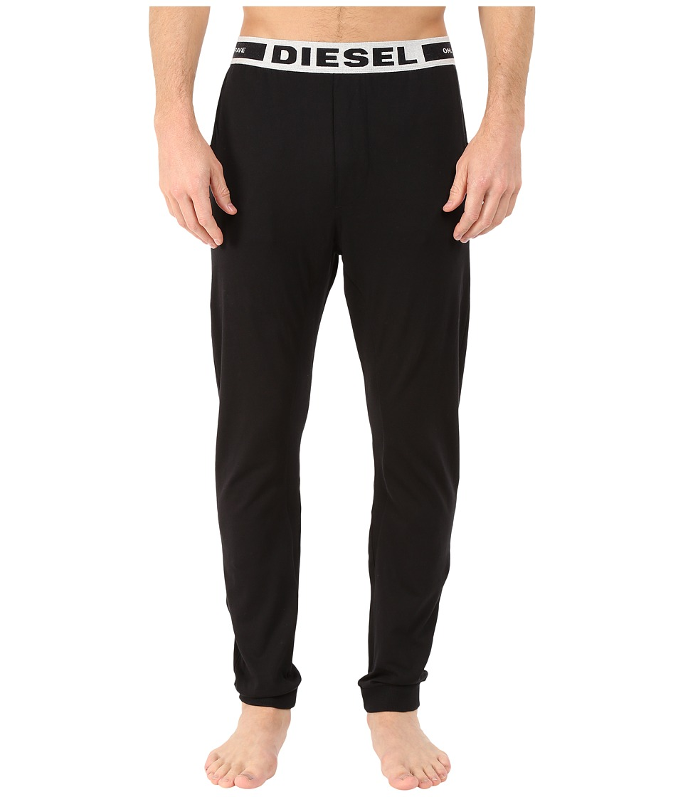 Diesel - Julio Trousers CALD (Black) Men's Pajama