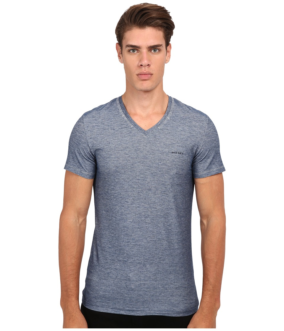 Diesel - Michael T-Shirt w/ Cool 360 (Navy/Blue) Men's T Shirt