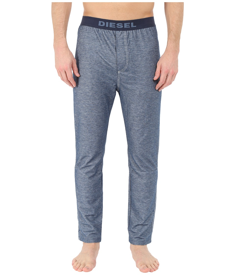 Diesel - Julio Trousers with w/ Cool 360 (Light/Blue) Men's Pajama