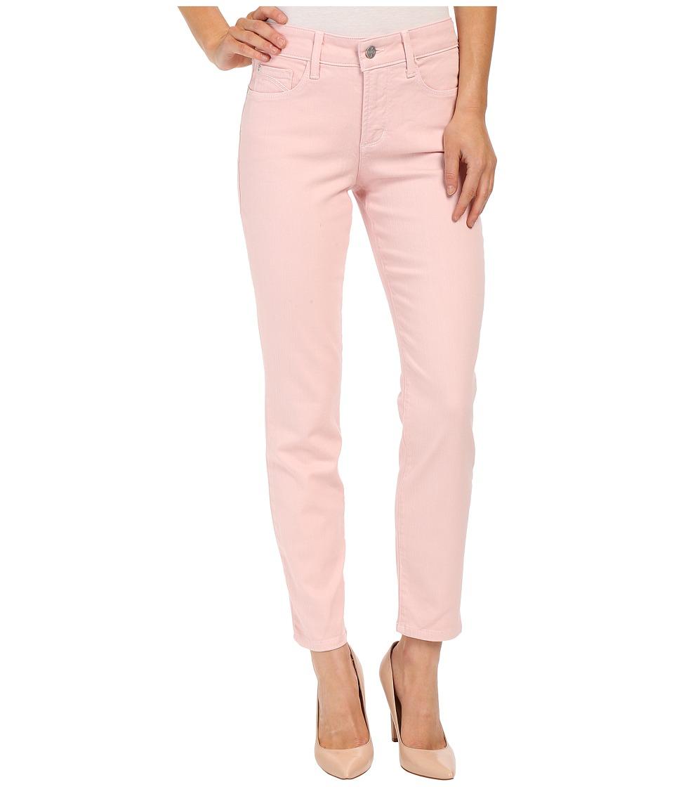 NYDJ - Clarissa Skinny Ankle Fine Line Twill (Peachskin) Women's Jeans