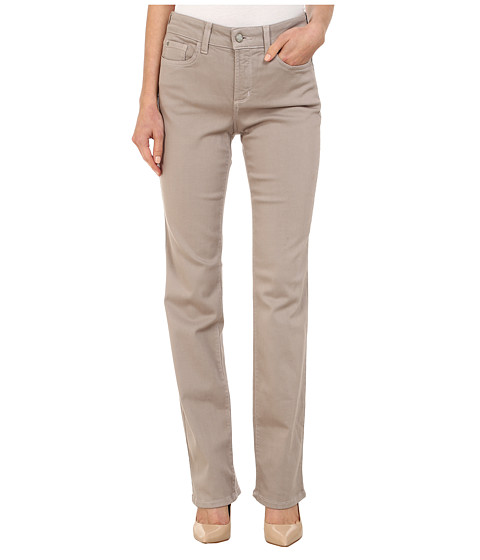 NYDJ - Marilyn BQ Luxury Touch Straight (Oatmeal) Women