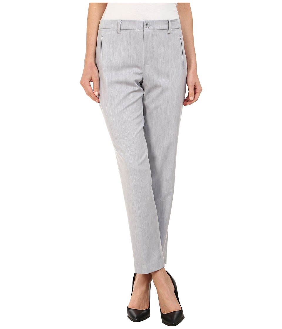 NYDJ - Noelle Ankle Career Stretch (Pearl Grey) Women's Jeans