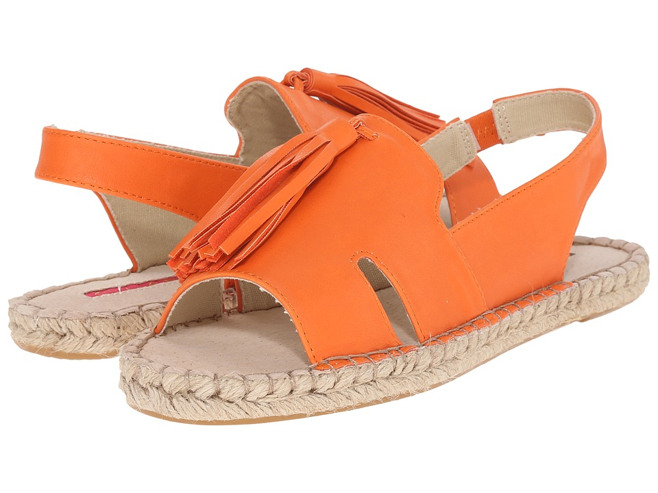 C Label - Cider-2 (Orange) Women's Sandals