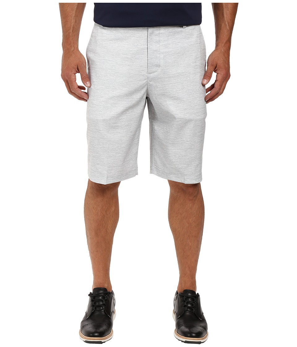 PUMA Golf - Print Shorts (Quarry) Men's Shorts