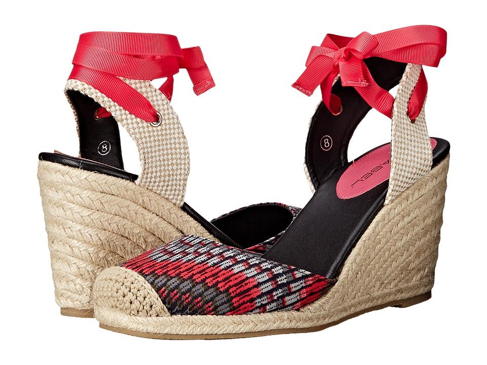 C Label - Rollin-14 (Fuchsia) Women's Wedge Shoes
