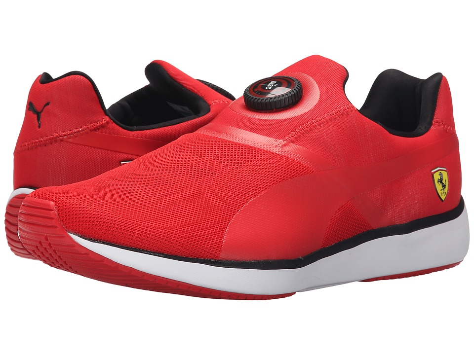 PUMA - Disc SF (Rosso Corsa/Black) Men's Shoes