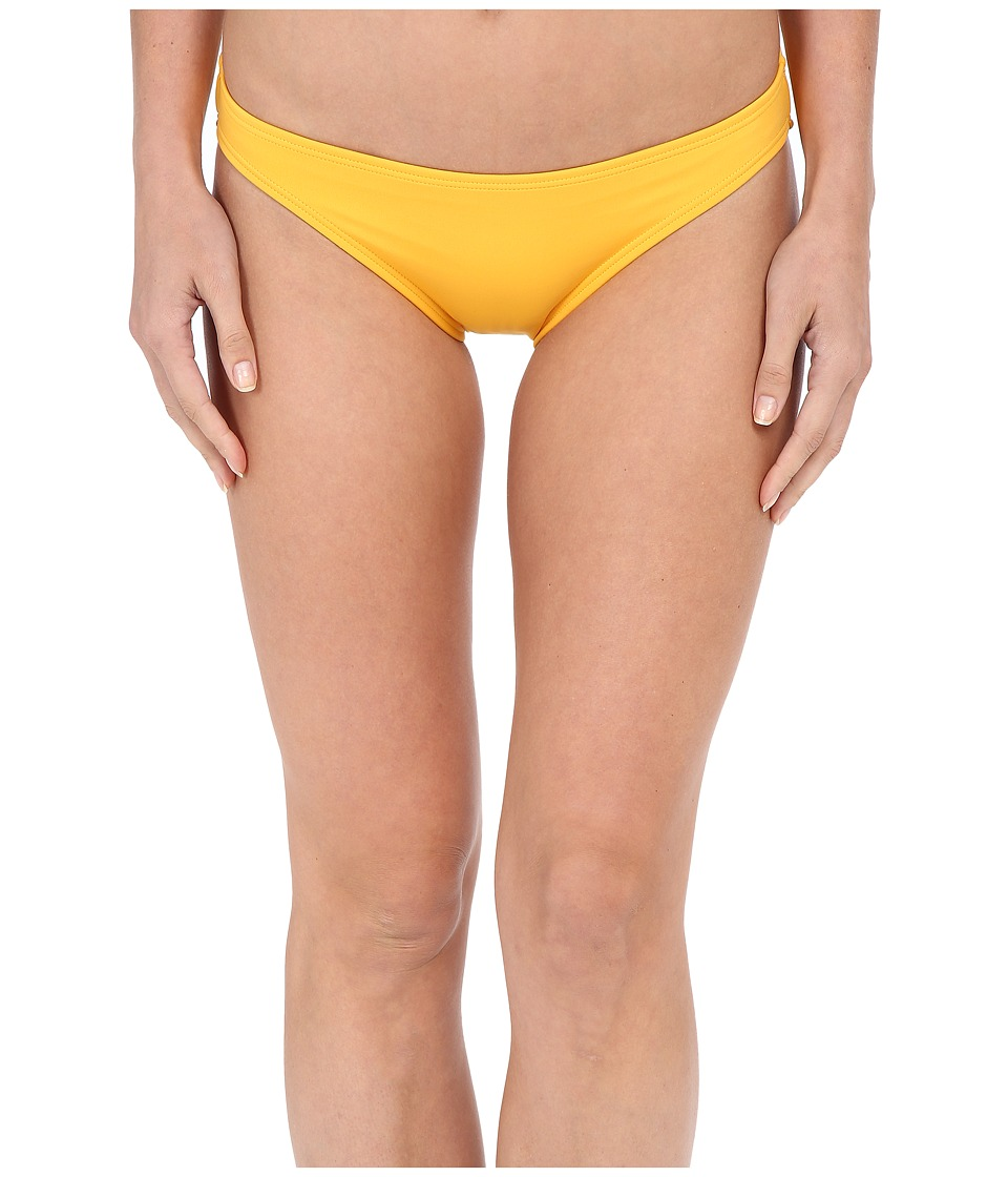 MICHAEL Michael Kors - Classic Bottom (Sunflower) Women's Swimwear