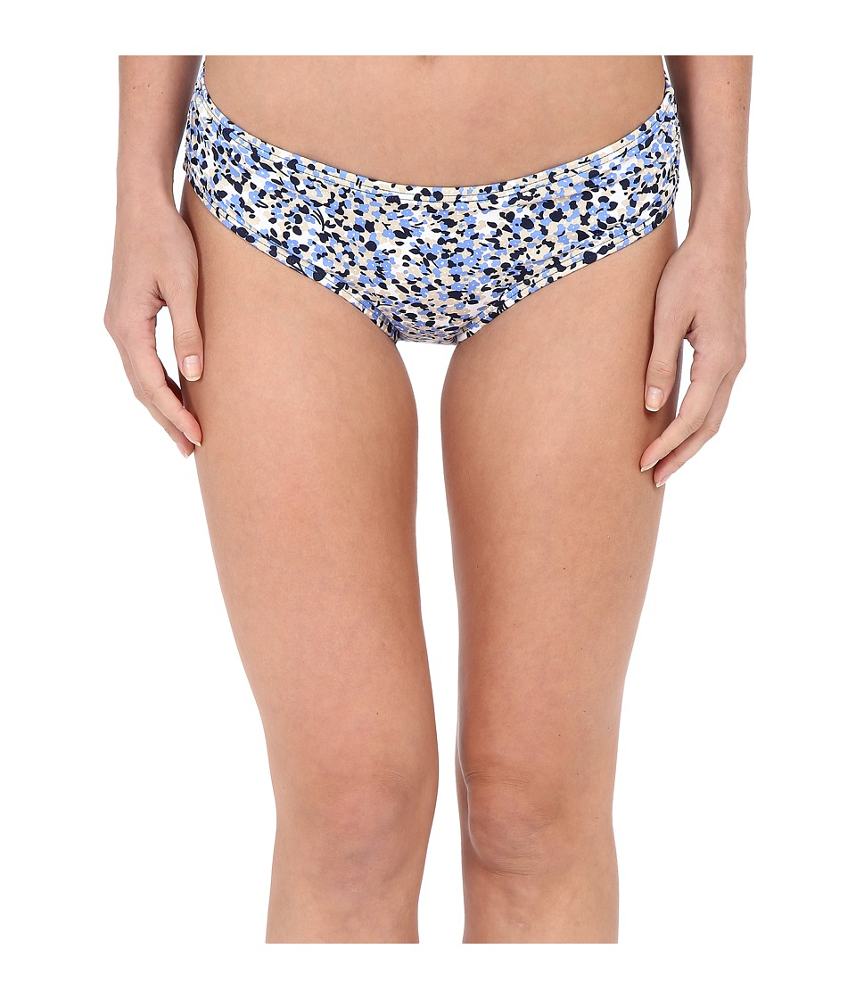 MICHAEL Michael Kors - Chilitington Shirred Hipster Bottom (New Navy) Women's Swimwear