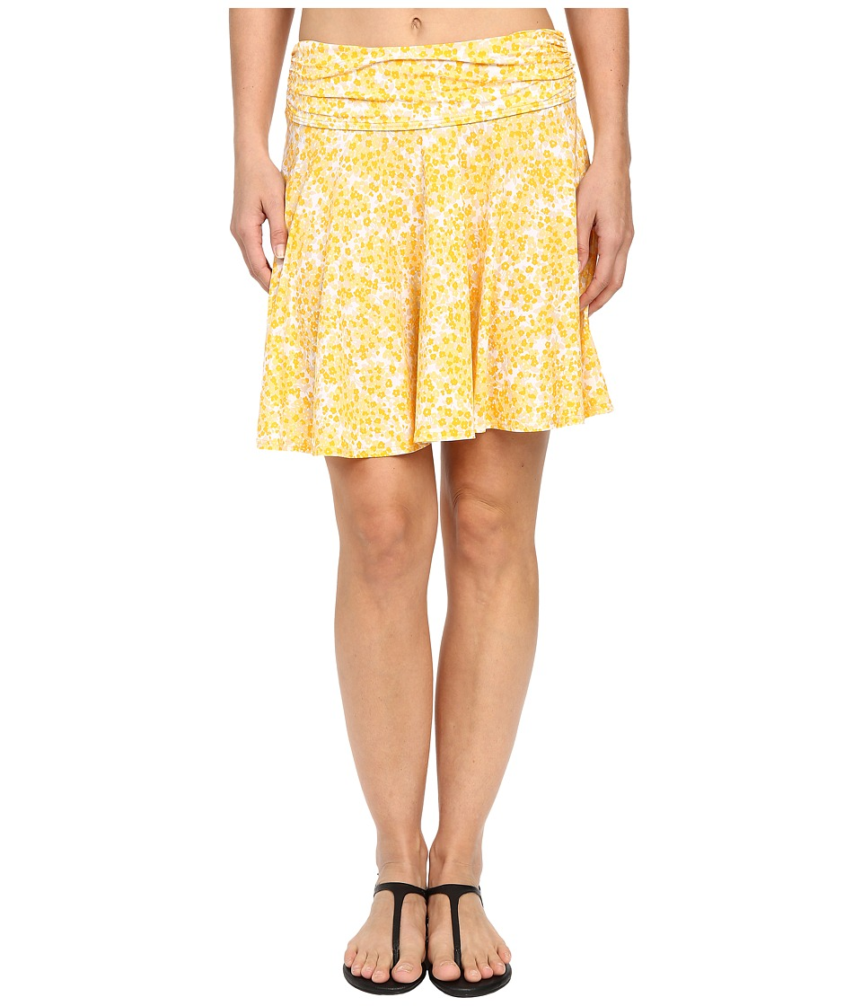 MICHAEL Michael Kors - Chilitington Skirted Cover-Up (Sunflower) Women's Swimwear