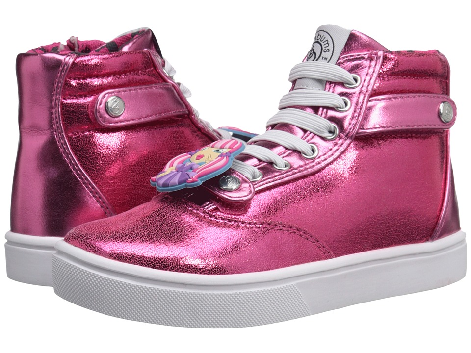 Bumbums & Baubles - Brooklyn (Toddler/Little Kid/Big Kid) (Fuchsia) Girls Shoes